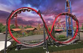 Six Flags Parking Harley Quinn Crazy Coaster To Debut At Six Flags Discovery Kingdom