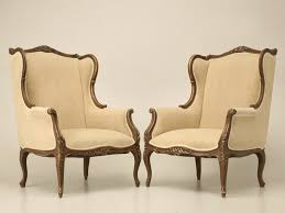 Chairs For Sale Wing Back Chairs For Sale Louis Xv Style Wing Chair For