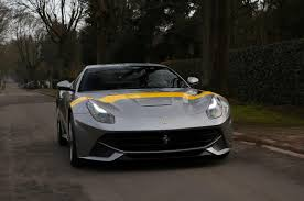 Ferrari F12 New - ferrari f12 berlinetta tour de france 64 honours more history than
