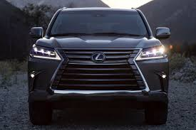 lexus lx interior 2017 lexus lx carsfeatured com
