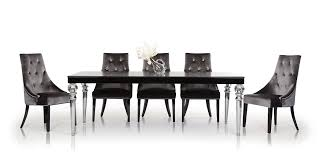 Fresh Design Lacquer Dining Table Pretty Inspiration Modern Black - Black lacquer dining room set