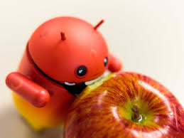why are androids better than iphones android phones versus iphone business insider