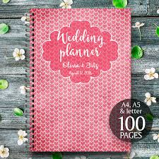 Wedding Binder Cover Page Template by Hearts Wedding Planner Rustic Hearts Wedding Kit Red Printable