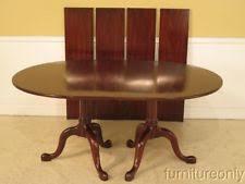 Henkel Harris Queen Anne Antique Tables Now EBay - Henkel harris dining room table