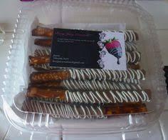 White Chocolate Strawberries And Pretzels White Chocolate Strawberries With Milk Chocolate Drizzle Milk
