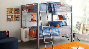 Build A Bear Bunk Bed Twin Over Full by Rooms To Go Kids