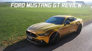 36 hours with a ford mustang in germany youtube