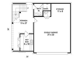 garage floor plans with apartments 42 best garages w living qtrs images on house