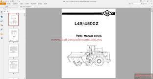 o u0026k trojan l45 4500z tb126 parts book auto repair manual forum