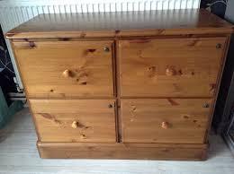 colored 4 drawer wood file cabinet marku home design