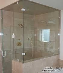 frameless or framed showers shower glass austin tx