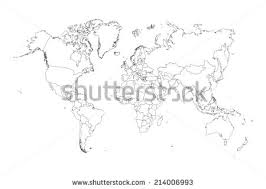 line world map download free vector art stock graphics u0026 images
