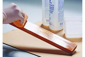 Bleaching Kitchen Cabinets Get The Color Out With Wood Bleach