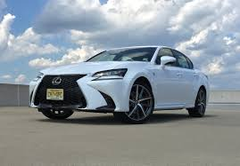 lexus cars mpg 2016 lexus gs 350 f sport test drive review autonation drive