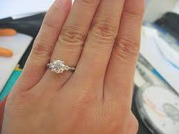 wedding rings size 11 carat engagement ring on wedding ideas in italy