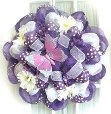 how to make mesh wreaths deco mesh wreath beyondeight co