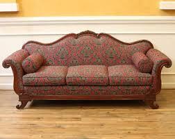 Duncan Phyfe Sofa by Duncan Phyfe Etsy