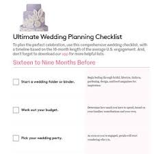simple wedding planning 11 free printable checklists for your wedding timeline