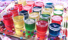 jello shots chupitos de gelatina youtube