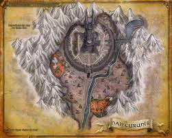 Lotr Map Nan Curunír The One Wiki To Rule Them All Fandom Powered By Wikia