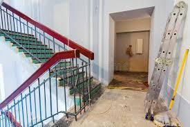 leiter f r treppe treppe und leiter sind das teil des innenraums der wohnung während