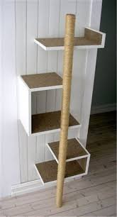 save your furniture from claws with a stylish cat scratching post