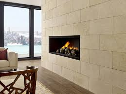Tiled Fireplace Wall by Limestone Cladding Interior Google Search Tiling Pinterest