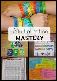 multiplication facts for upper elementary students ashleigh u0027s