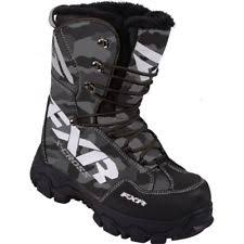 womens snowmobile boots canada fxr boots ebay
