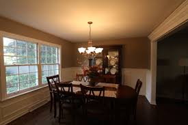 Kitchen With Wainscoting Wainscot Installation Oswego Aurora Naperville