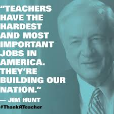 education quote for parents teacher appreciation week the education trust