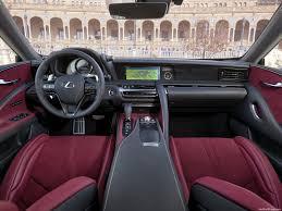 lexus vehicle sway warning lexus lc 500h 2018 pictures information u0026 specs