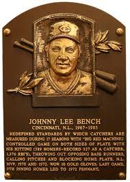 Johnny Bench Autograph Johnny Bench Enterprises