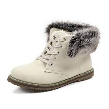 womens size 12 fur lined boots us size 5 12 winter boots fur lining lace up ankle