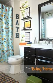 Kids Bathrooms Ideas Colors 47 Best Kids Bathroom Images On Pinterest Kid Bathrooms