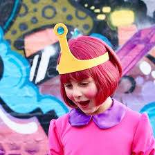 Princess Bubblegum Halloween Costume Diy Princess Bubblegum Crown Craftgawker