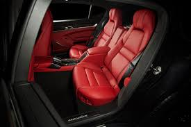 porsche panamera red interior 2014 porsche panamera turbo executive review flatsixes
