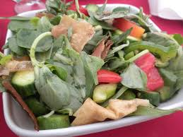 how did thanksgiving originate authentic lebanese fattoush salad recipe nutrition unplugged