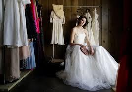 why buy vintage and resale wedding dresses ritasherrow