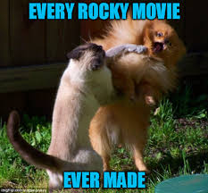 Eye Of The Tiger Meme - rocky iv imgflip