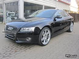 audi a5 coupe used 2009 audi a5 coupe 2 7 tdi cr s line xenon car photo and specs