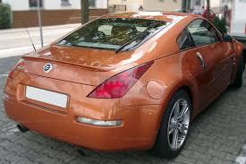 nissan 350z rear spoiler pintado nissan 350z z33 coupe alerón trasero de tronco oe tipo