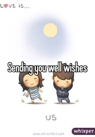 you well wishes