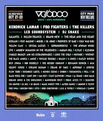 experience voodoo festival for halloween weekend 2017 u2013 tuc