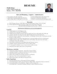 Retail Manager Resume Example Sales Resumes Samples Resume Cv Cover Letter