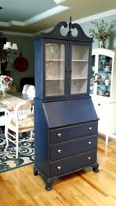 Secretary Style Desk by 722 Best Chalk Painting Images On Pinterest Furniture Ideas