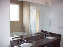bathroom mirror ideas on wall ideas bathroom wall mirrors awe inspiring large wall