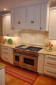 kitchen backsplash travertine tile travertine tile backsplash ideas in exclusive kitchen designs