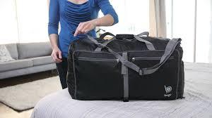 travel duffel bags images Bago folding travel duffle jpg