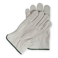 Split Cowhide Condor Drivers Gloves Split Leather Gray Xl Pr 5pe84 5pe84